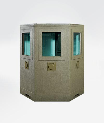 "GUARD BOOTHS ""CAF"" SERIES"