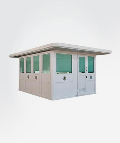 "GUARD BOOTHS ""AB"" SERIES"