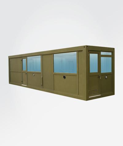 """CONTAINER "" GUARD BOOTHS"