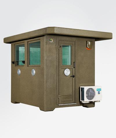 "GUARD BOOTHS ""CA"" SERIES"