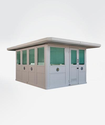 "GUARD BOOTHS       ""AB/100"" SERIES"