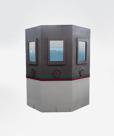 "GUARD BOOTHS ""AB/ES"" SERIES"