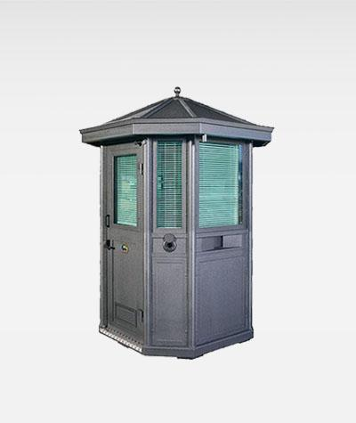 "GUARD BOOTHS ""AB/E 101"" SERIES"
