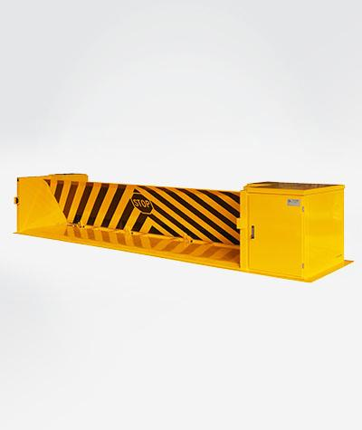 SURFACE MOUNTED ROAD BLOCKERS