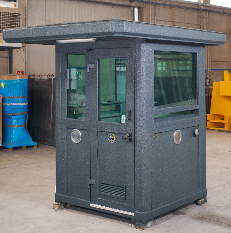 GUARD BOOTH AB 100 SERIES