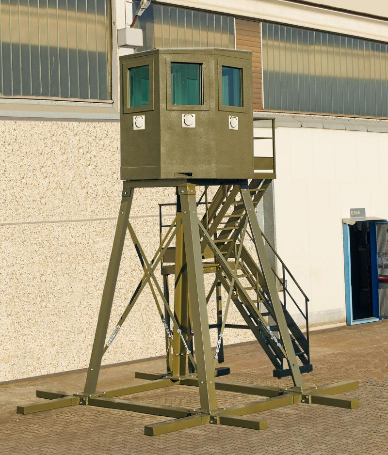GUARD TOWERS CAF SERIES