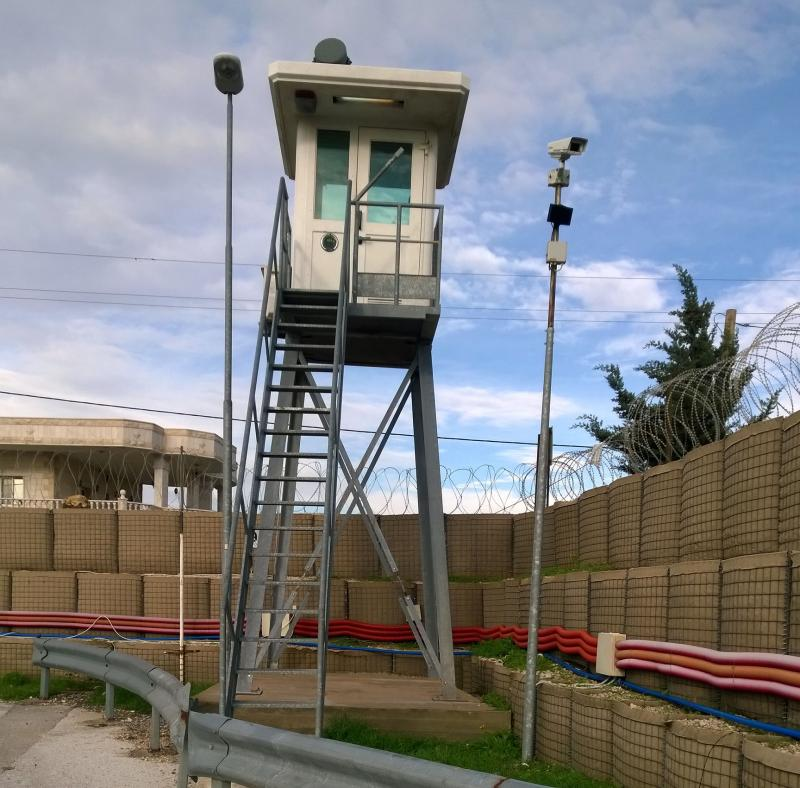 Guard tower Mod. 1AB/100 50 TP