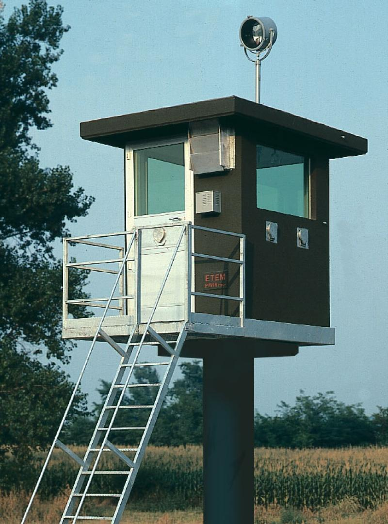 Guard tower Mod. 1CA/50 PP