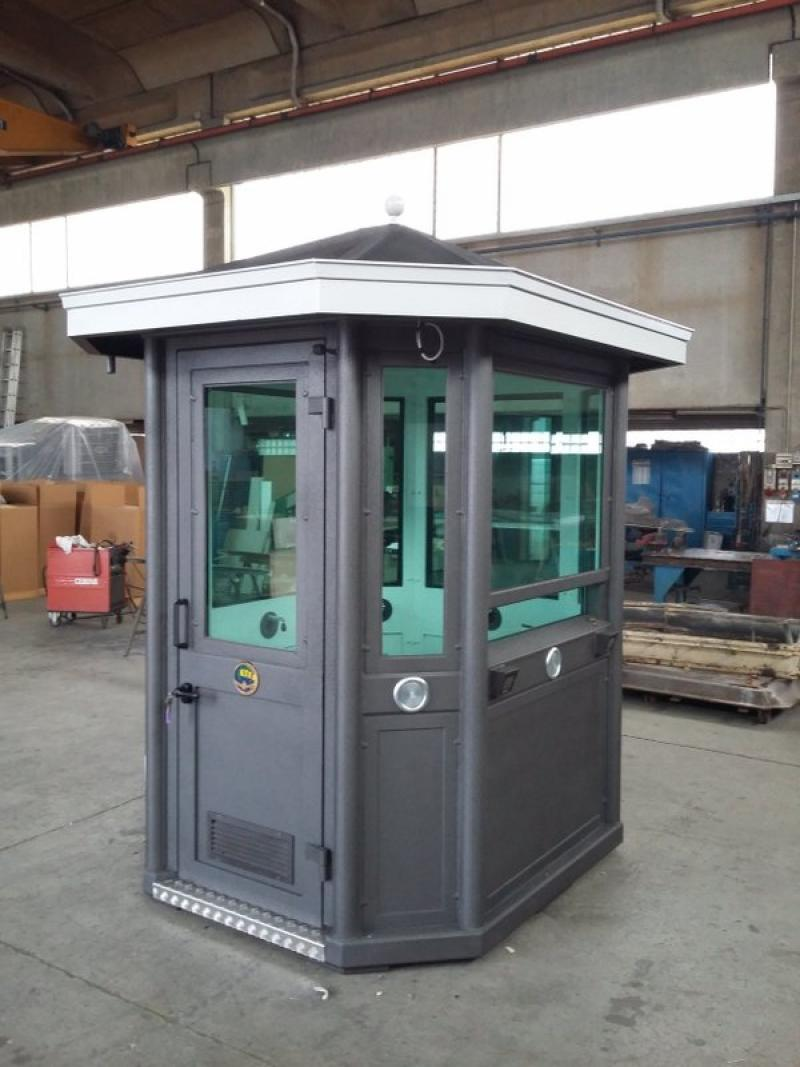 GUARD BOOTH MOD.2 ABE 101