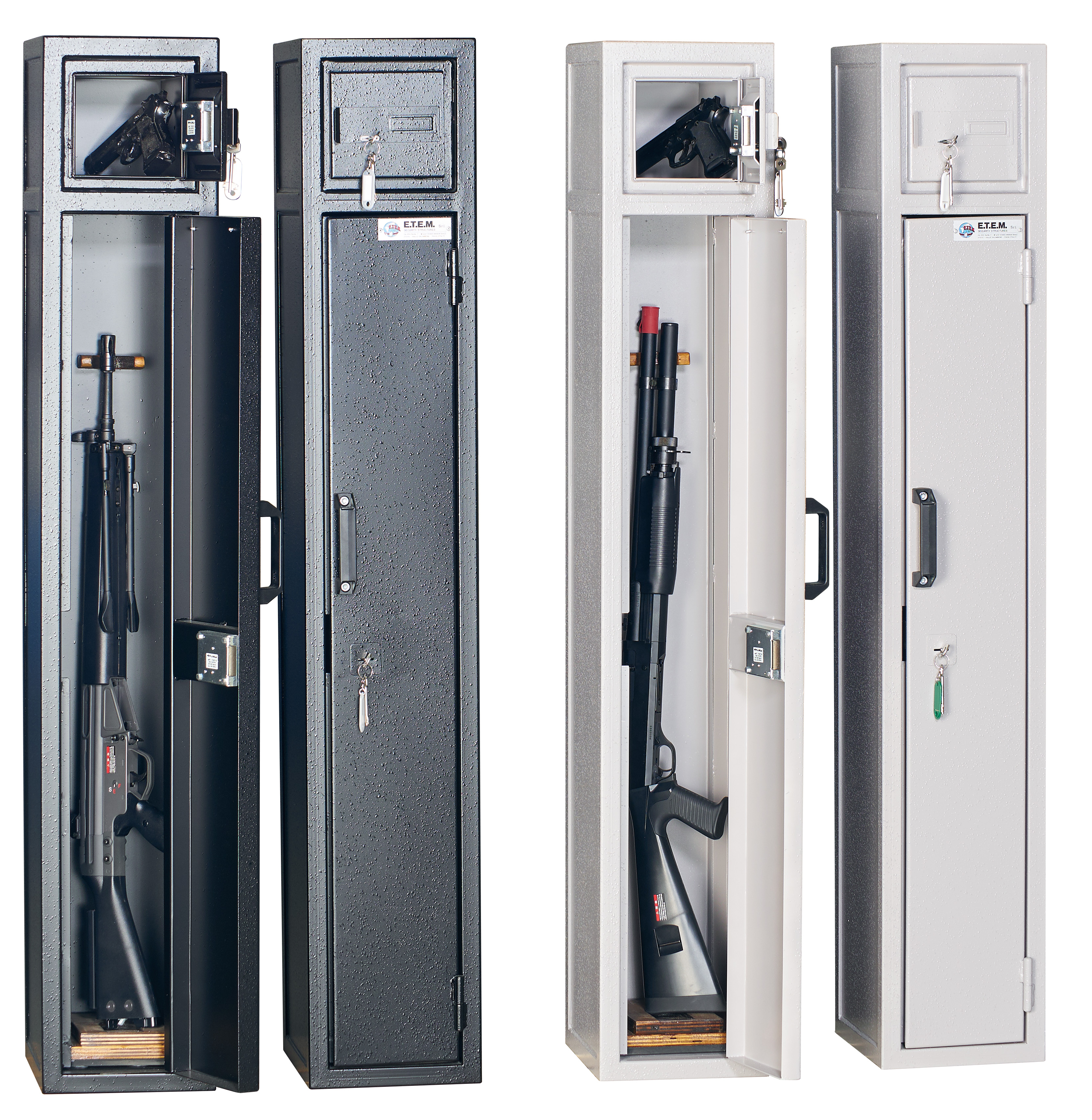 E T E M Etem Security Structures Locker Cabinets For