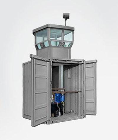 ELEVATED OBSERVATION TOWERS