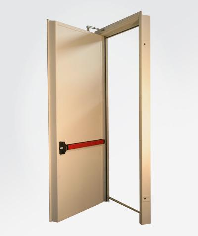 SHIELDED DOORS