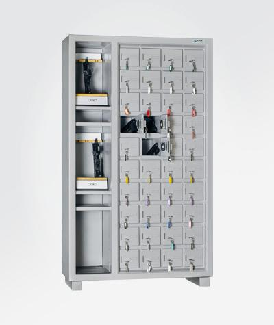 LOCKER CABINETS FOR WEAPONS
