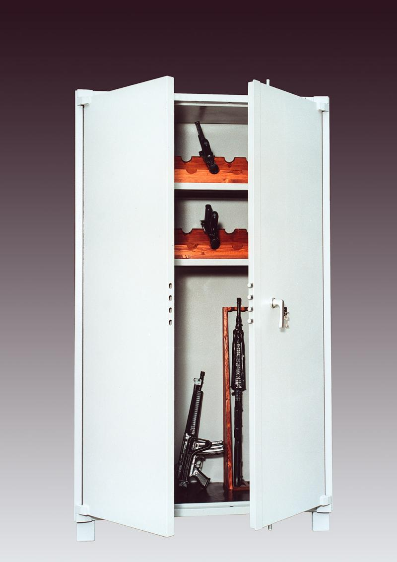 LOCKER CABINET FOR WEAPONS