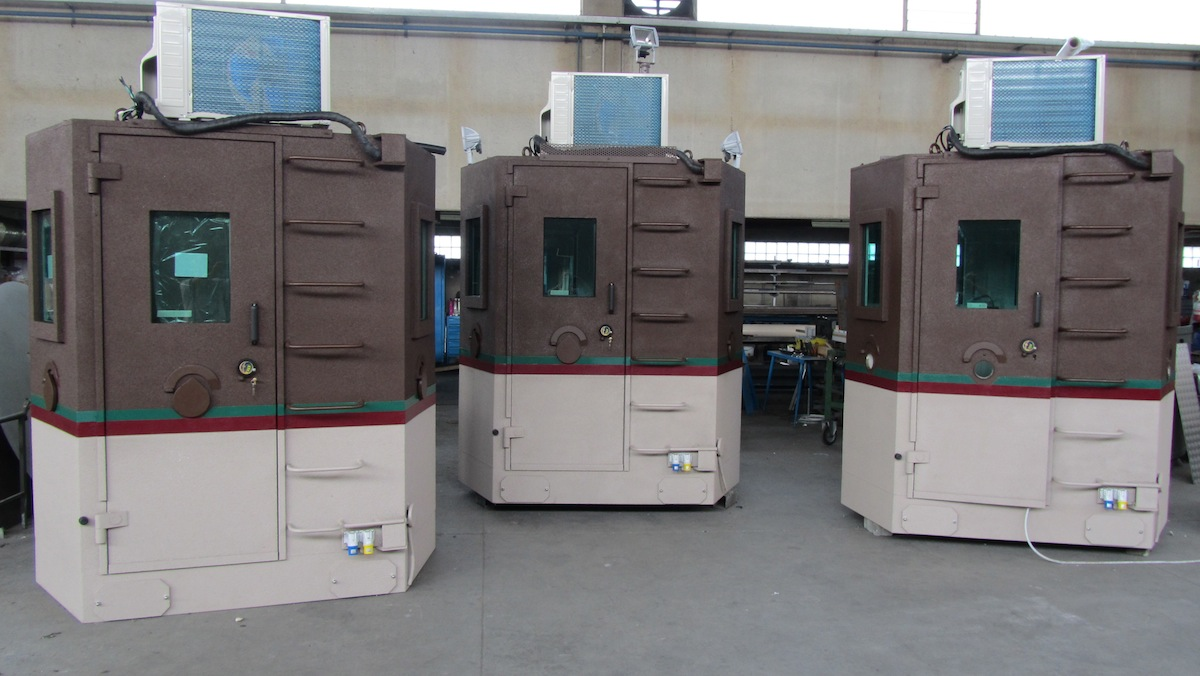 E T E M Etem Security Structures Guard Booths In