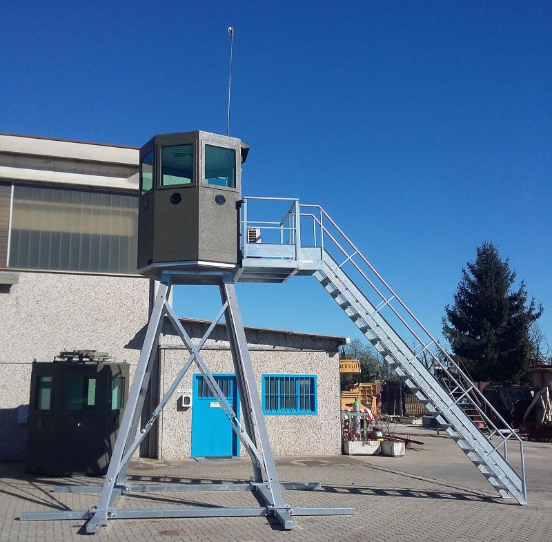 Observation towers AB/ES Series